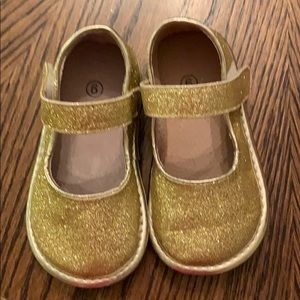 9164f0beec Other - Toddler girl squeaker shoes size 6